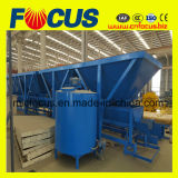 4X20 automático Cubic Concrete Batching Machine PLD3200-4