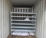 Estilo el 1.8X2.1m de Australia el panel de acero galvanizado carriles de 6 ganado