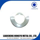 Rondelle de selle de l'acier inoxydable DIN128