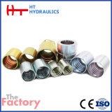 De fabriek smeedde de Hydraulische Metalen kap van de Slang voor R1. R2. R3. R4 (00110-a)