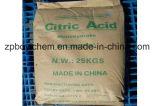 25kg che impacca acido citrico anidro come additivi alimentari