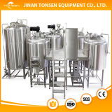 Tanque de fermentação da cervejaria da cerveja