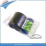 Impression de la carte PVC Ruban / ruban couleur pleine / Ruban de la couleur du signal