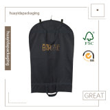 Sacos Foldable não tecidos por atacado do fato da roupa do terno do costume