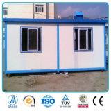 Casas pré-fabricadas do recipiente do aço destacável do preço de fábrica para a venda