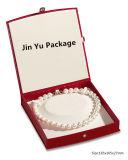 Rectángulo de joyería de papel Jy-Jb111 para el anillo, collar, pendientes, pulsera