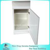 米国式の食器棚の白いシェーカーB21