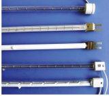Lampade di calore infrarosse elettriche dell'elemento riscaldante del tubo del riscaldamento dell'alogeno