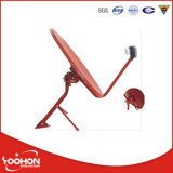 60cm Ku Band Satellite TV Antenna (60ku-6)