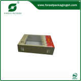 Caja 2015 de cartón acanalado del cartón del PVC Ep15232652652626