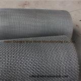 振動スクリーンのための重いひだを付けられた織り方の金網