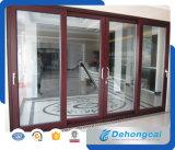 Modèle en aluminium de porte d'interruption thermique de bonne qualité