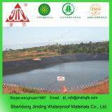 膜を防水する栽培漁業装置の水産養殖タンク