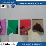 Feuille auto-adhésive décorative d'acrylique de miroir d'agrandissement