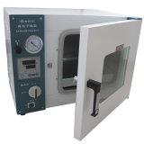 Horno de vacío de laboratorio industrial con pantalla digital