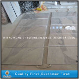 Natural Polished China Viscont White Granite for Slabs / Tiles / Countertops