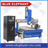 1530 4 Mittellinie CNC-Fräser-Maschine, Möbel, die CNC-Fräser-Maschine Arbeits sind