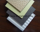 El llano colorea los Paneles-Aludong compuestos de aluminio de la capa del PE