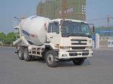 8-10cbm Transit Concrete Mixer Truck (HZZ5240GJBUD)