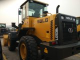 Cargador LG938L de la rueda de Sdlg 3t para la arena y el carbón de la grava