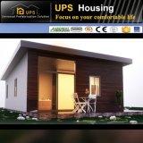 Casa pre hecha comprable chalets prefabricados con las decoraciones de la alta calidad