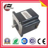Elektrischer Steppermotor für zugeführte Maschine