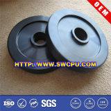 カスタマイズされたプラスチックVベルトの輸送システムのローラープーリー(SWCPU-P-R464)