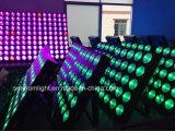 1개의 LEDs 25X10W LED 디스코 빛에 대하여 RGBW 4