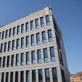 Edificio de marco prefabricado de la estructura de acero de la alta subida (KXD-SSB121)