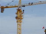 Cer-Aufbau-Kran-Turmkran der Kapazitäts-4-10t