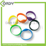 13.56MHz F08 bracelet en silicone NFC pour contrôle d'accès