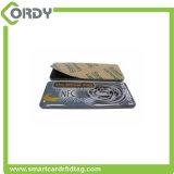 Modifica di carta di RFID 13.56MHz sulla modifica dell'autoadesivo del metallo NFC