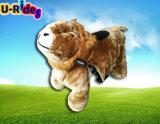 Lion электрический в нескольких минутах ходьбы животных на лошадях
