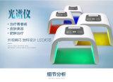 El fotón estético portable de PDT manejó la máquina de la belleza del LED