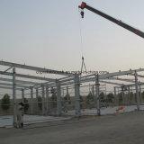 Пакгауз стальной структуры высокого качества изготовленный