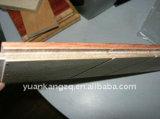 Fabrico Multi-Layer Pavimentos de madeira da engenharia de parquet de madeira de carvalho