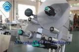 Тип машина для прикрепления этикеток автоматической пробки собрания крови горизонтальный стикера