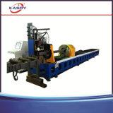 Máquina de estaca inteiramente automática da tubulação do retângulo/cortador quadrado do plasma do CNC da câmara de ar