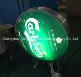 Vácuo do diodo emissor de luz do anúncio ao ar livre que dá forma a sinais