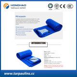 High Qaulity Durable PE Revêtue imperméable à l'élastique / Tarp pour la couverture