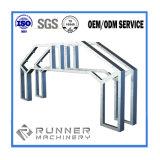 CNC стали машинного оборудования запасной выковал части вковки подвергли механической обработке CNC, котор подвергая механической обработке