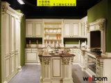 Welbom Elegant Luxury American Oak Wood Personnaliser l'armoire de cuisine