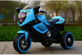 Moteur électrique d'enfants d'Électro-Tricycle de moulage de moto de simulation