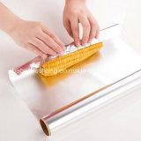 Roulis de papier d'aluminium de shopping en ligne de ménage (certificat de GV, de FDA)