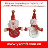 Шкентель рождества украшения рождества (ZY15Y037-1-2) ультрамодный