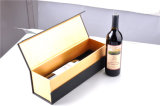 Form Paper Wine Packaging Box mit EVA Foam Insert