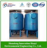 Filtro mecânico para tratamento de águas residuais
