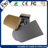 Titular de la tarjeta de crédito de plástico con RFID para tarjetas
