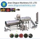 魚の供給の処理機械