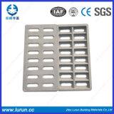 China PVC resina antirroubo PRFV gradeamento preta